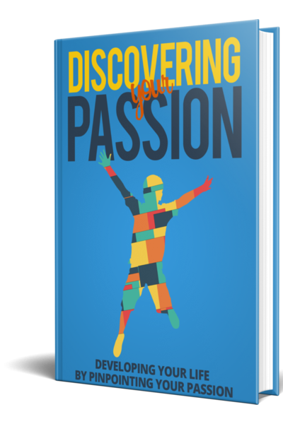 Discovering Your Passion 400